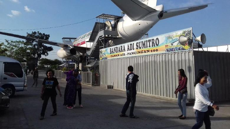 Bioskop Pesawat Pancingan 100, Klaten (Bayu Ardi Isnanto/detikTravel)