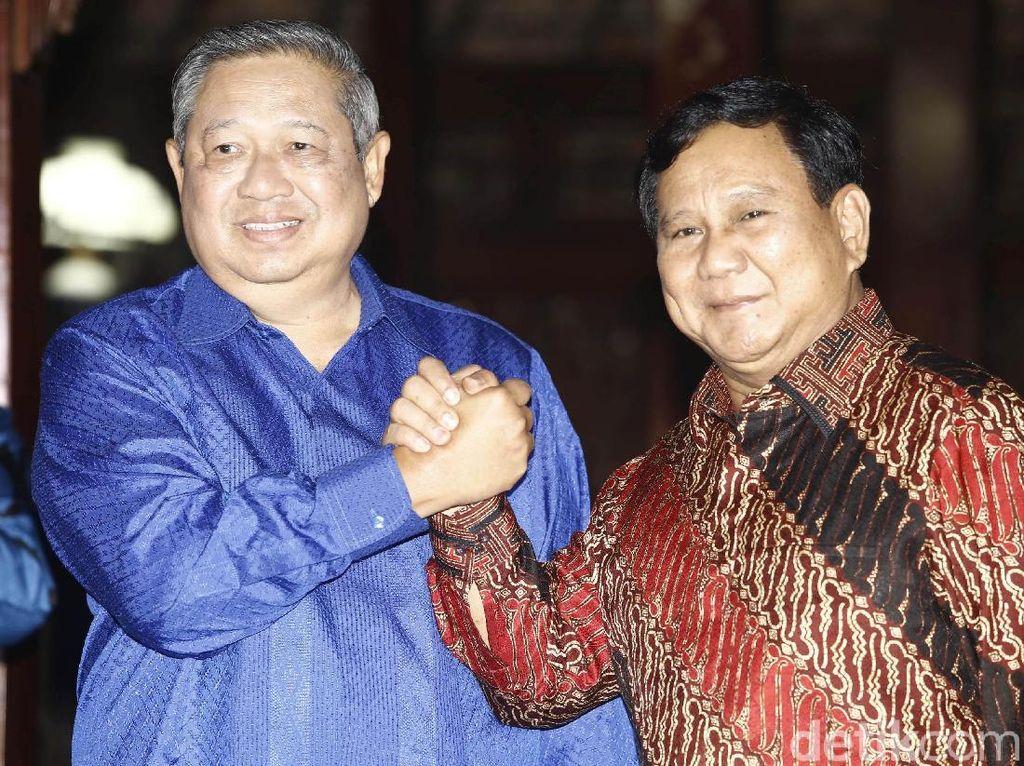 SBY-Prabowo Bertemu Lagi, Deal or No Deal?