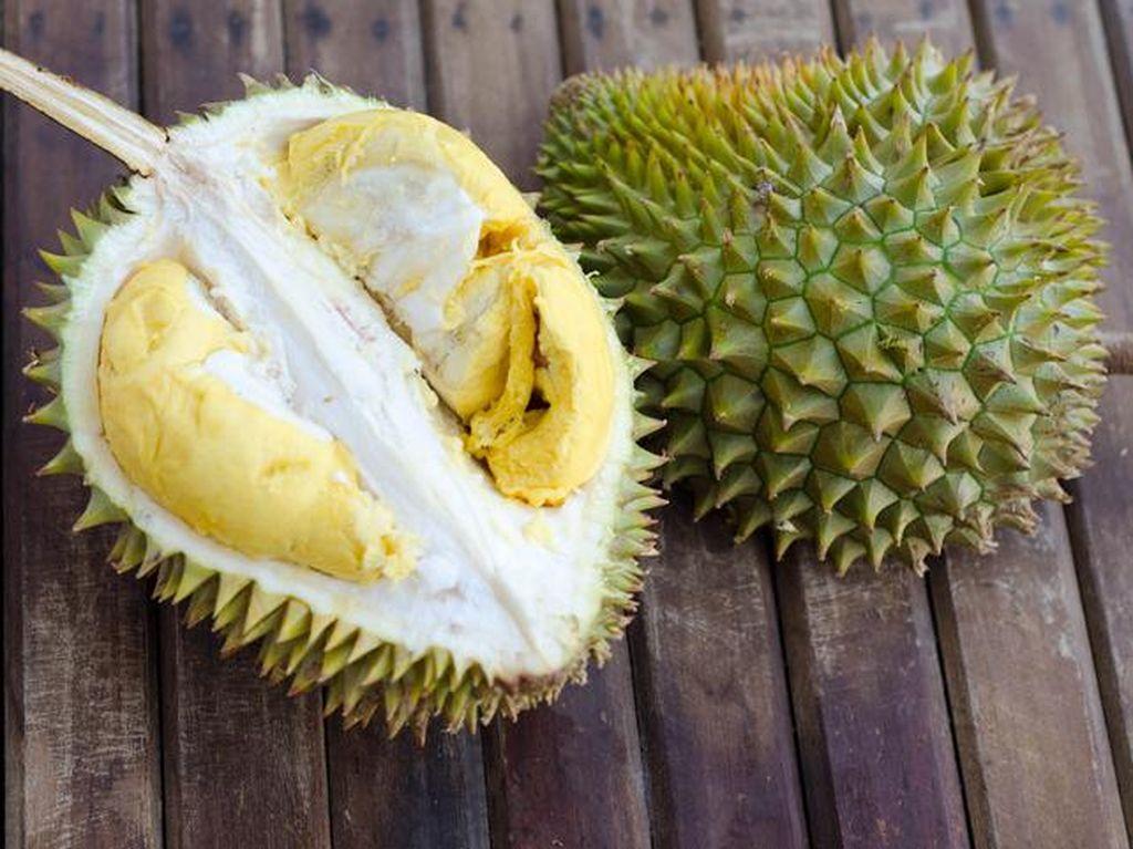 Segudang Manfaat Kesehatan Durian Si Raja Buah