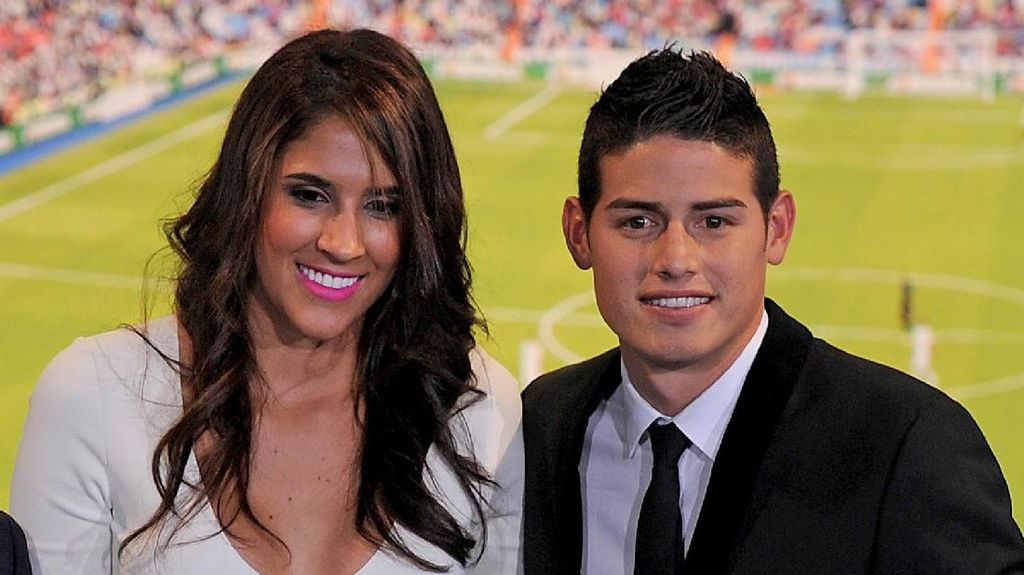James Rodriguez Bercerai