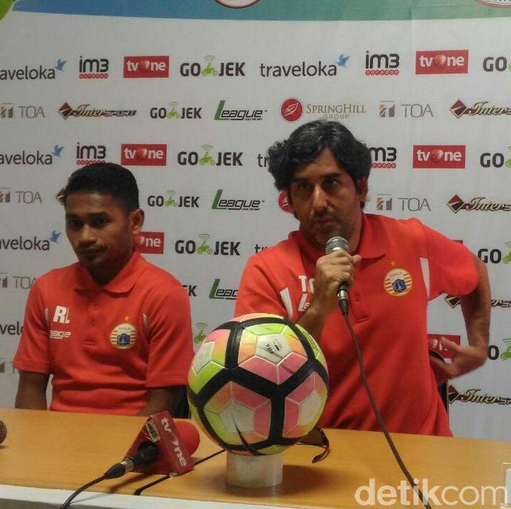 Persija Berharap Bantuan The Jakmania Saat Lawan Bhayangkara FC