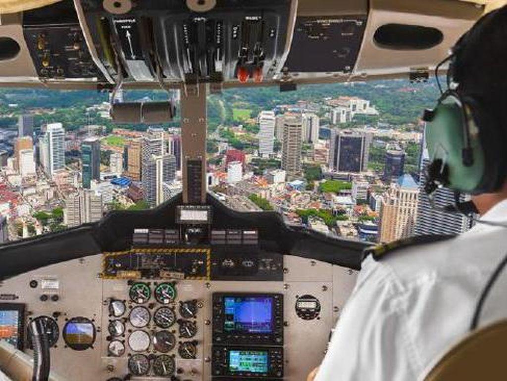 Duh! Mahasiswa Diamankan karena Ngaku Pilot di Bandara Soetta