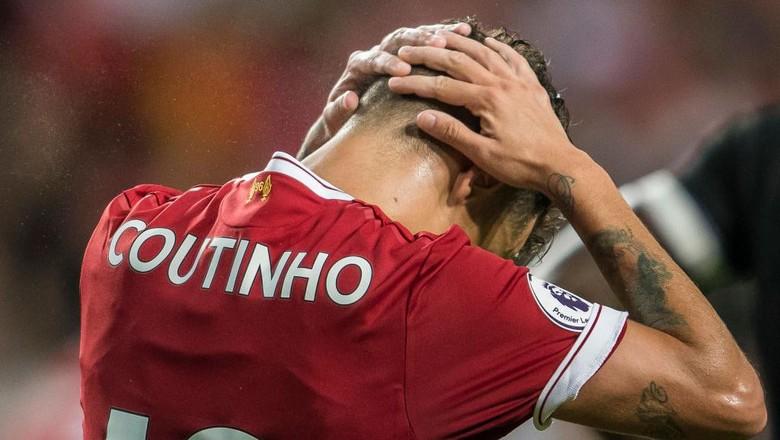 Coutinho Ajukan Permintaan Dijual, tapi Ditolak Liverpool