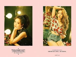 Cantik dan Seksinya Yoona dan Tiffany di Dua Teaser Foto SNSD