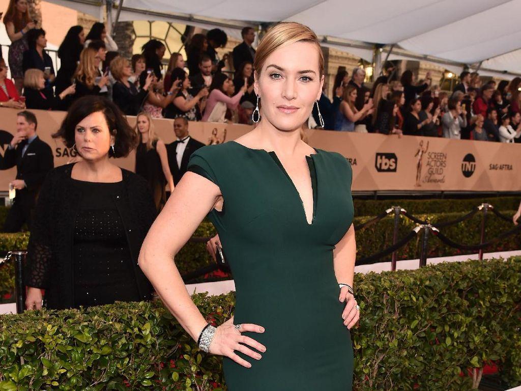 Kate Winslet Pernah Jadi Korban Bully Gara-gara Kesuksesan Titanic