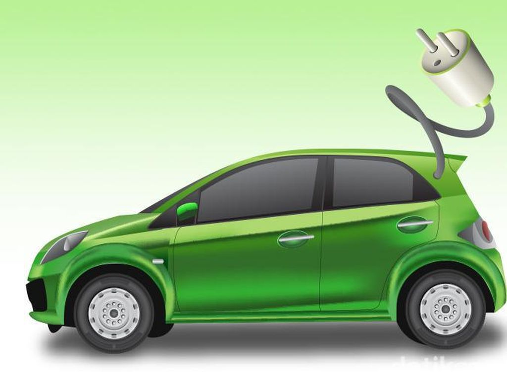 Punya Kendaraan Listrik Bakal Bisa Parkir Gratis