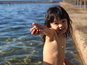 Foto-foto Kawa, Balita Sydney yang Tenggelam di Bali dan Tewas
