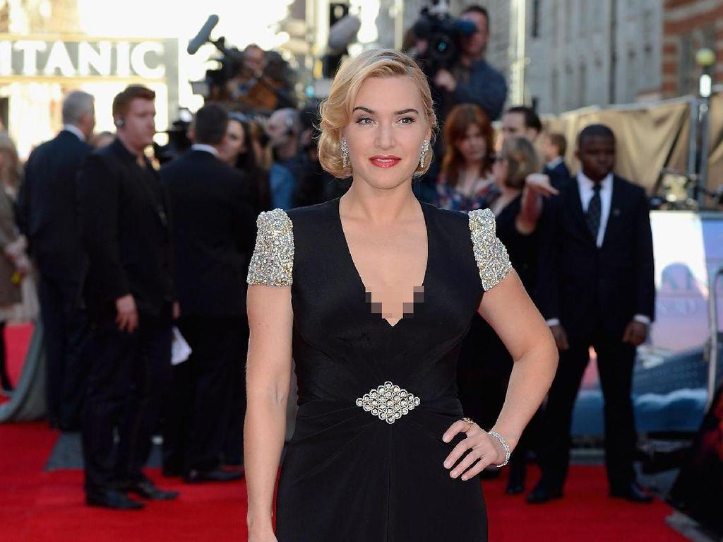 Kate Winslet Pilihan Utama Perankan Rose di Titanic