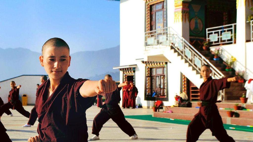 Foto: Awas! Jangan Macam-macam Sama Wanita Nepal