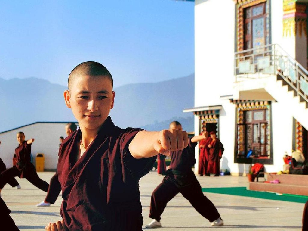 Kung Fu Nuns, Biksuni Milenial Jagoan Kung Fu