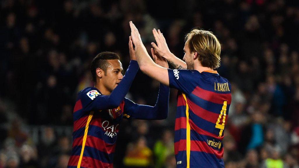 Rakitic Akan Terima Apapun Keputusan Neymar