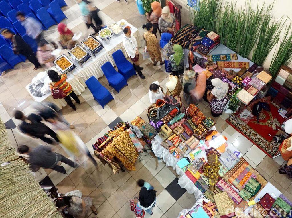 Jokowi Ingin Produk Kerajinan RI Dijual Mahal