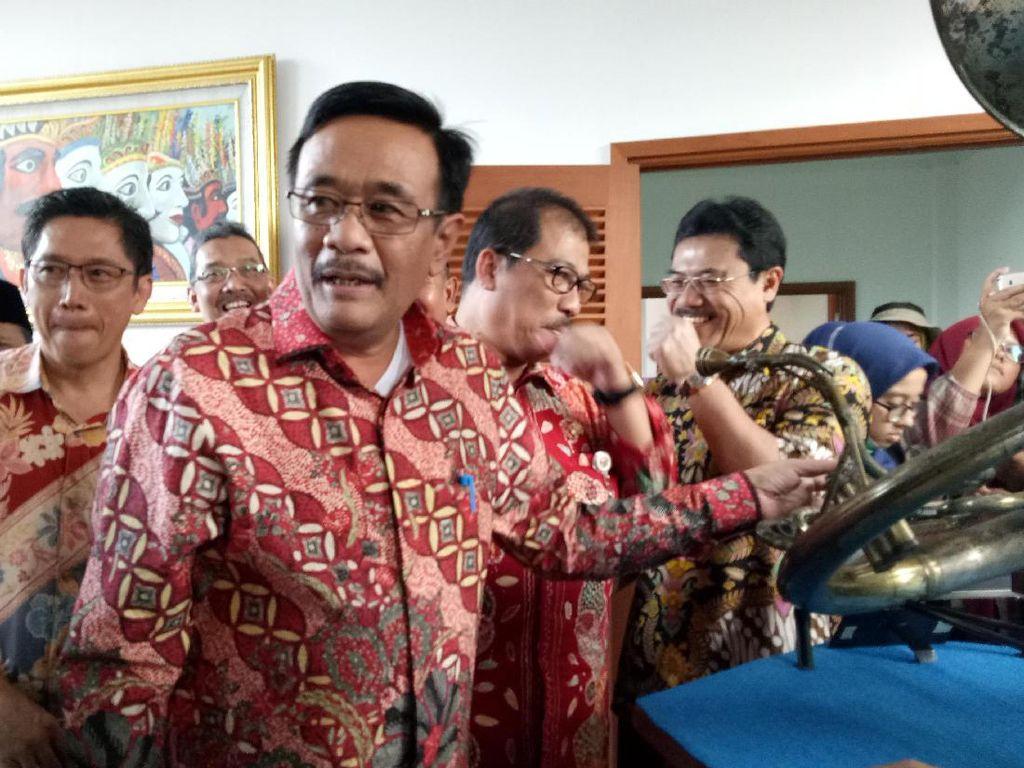 Bangun Jakarta Berkaca dari Moskow, Djarot Teken MoU Sister City