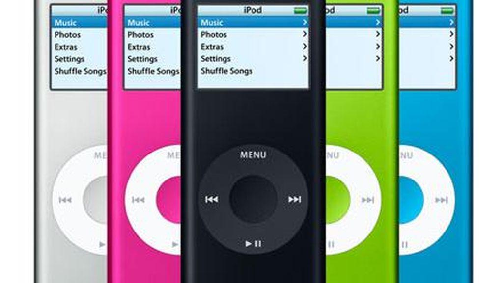 Mengenang Evolusi iPod Nano
