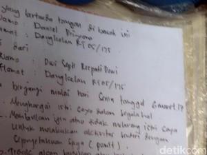 Begini Isi Surat Perjanjian Milik Daniel yang Gantung Diri di Sleman