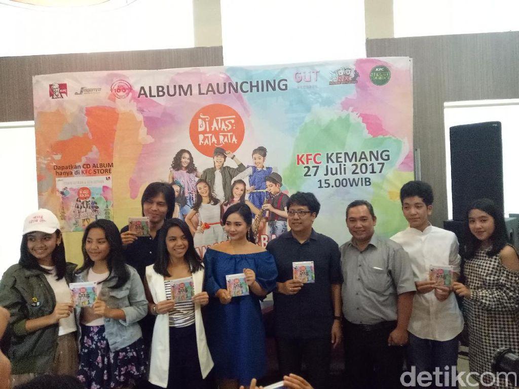 Erwin dan Gita Gutawa Ciptakan Album Musik Anak Terbaik di Atas Rata-Rata