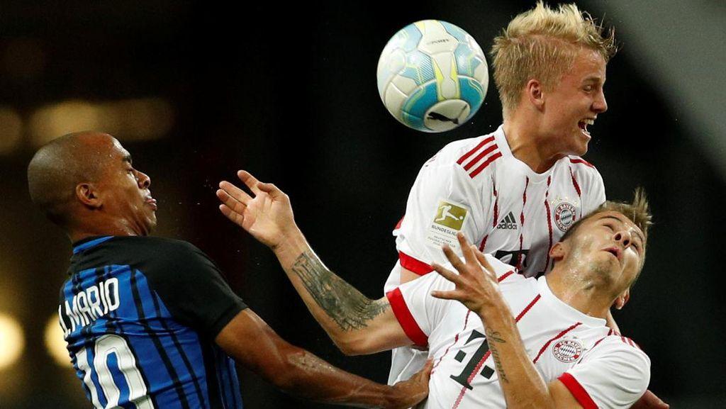 Menang atas Bayern Memupuk Kepercayaan Diri Inter