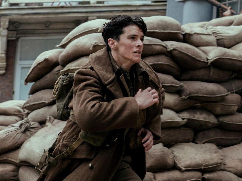 Dunkirk Jadi Best Film Editing Oscar 2018
