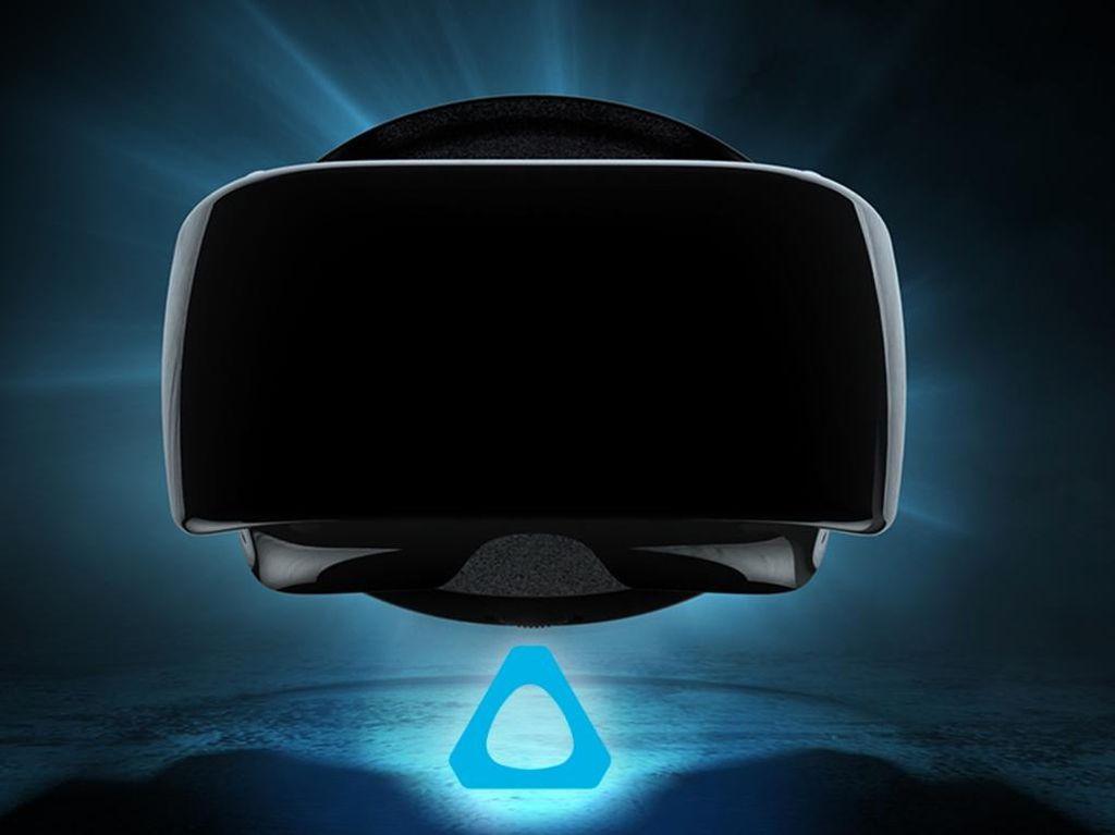Headset VR HTC Standalone Diperkuat Snapdragon 835