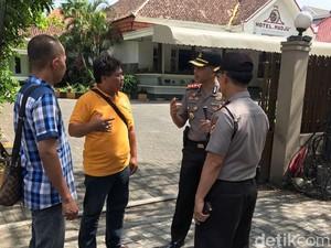 Stanley Ditusuk Saat Hendak Melamar Pekerjaan di Jalan Riau Bandung