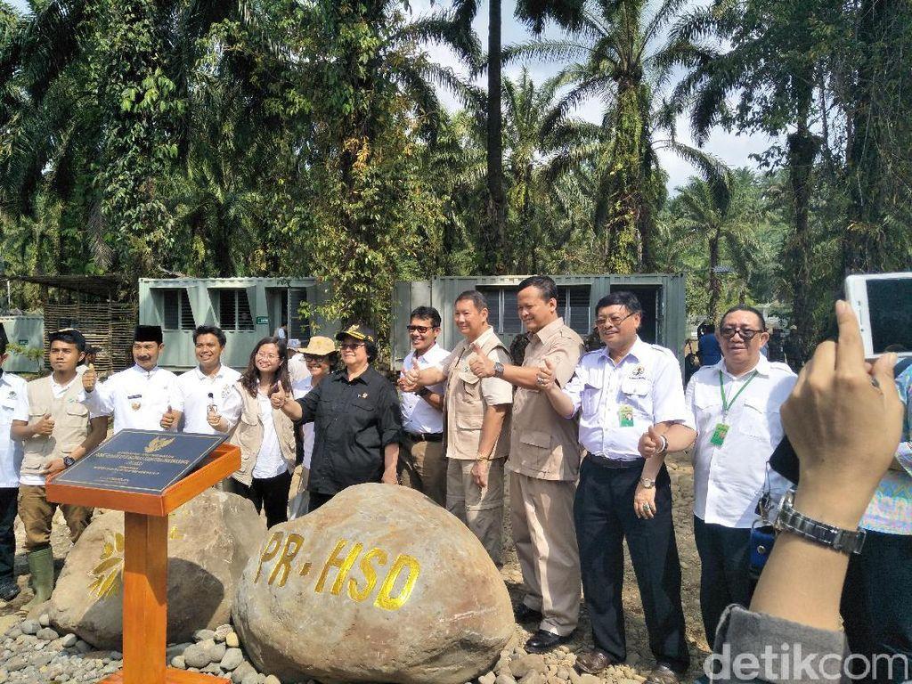 Komisi IV DPR Puji Pusat Rehabilitasi Harimau Sumatera di Sumbar