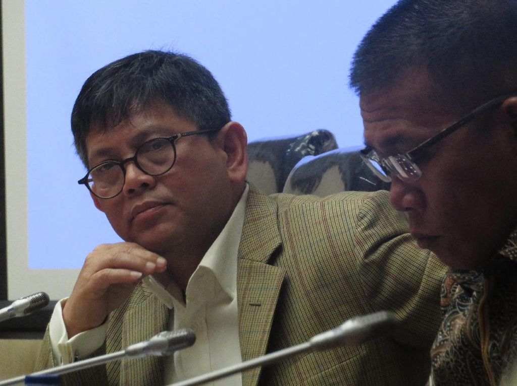 Segera Dibawa ke Paripurna DPR, Pansus KPK Rapat Pleno Terakhir