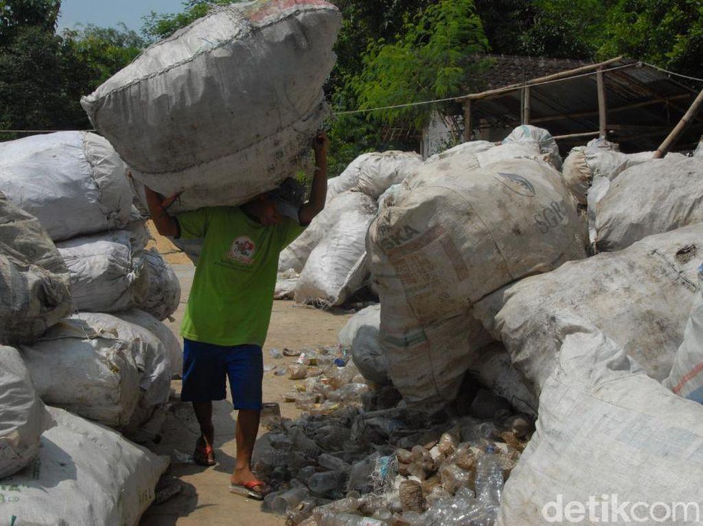 Program SDSB Kurangi 40 Persen Sampah di Kabupaten Pasuruan