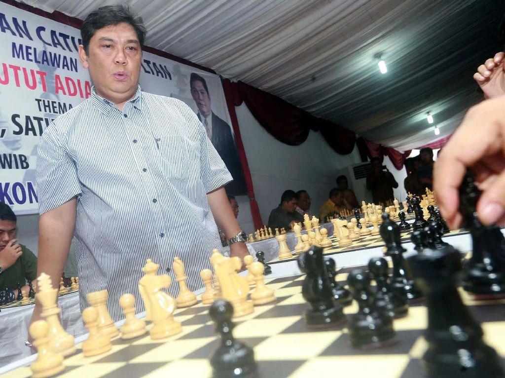 Babak Baru Percaturan Politik Grandmaster Utut Adianto