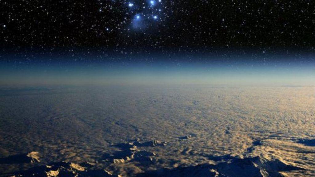 Ilmuwan: Penganut Teori Bumi Datar Kurang Berpendidikan