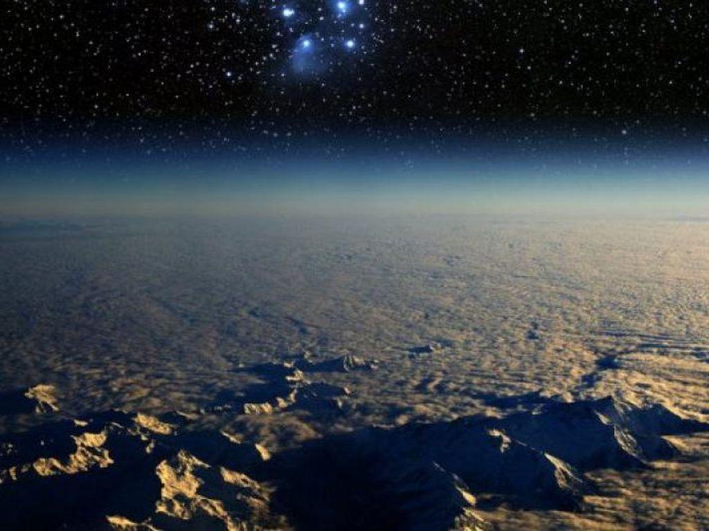 Ketika LAPAN Buktikan Bumi Bulat ke Pendukung Bumi Datar