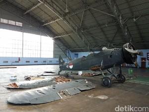 Melihat Pesawat Cureng yang Serang Markas Belanda pada 1947