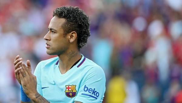 Wenger Sebut Transfer Neymar ke PSG Tidak Masuk Akal