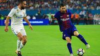 Seru, Madrid vs Barca Sementara Sama Kuat 2-2
