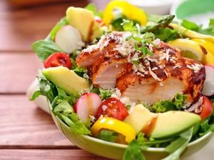 Mau Racik Salad? Ini 8 Sayuran yang Paling Tinggi Nutrisinya