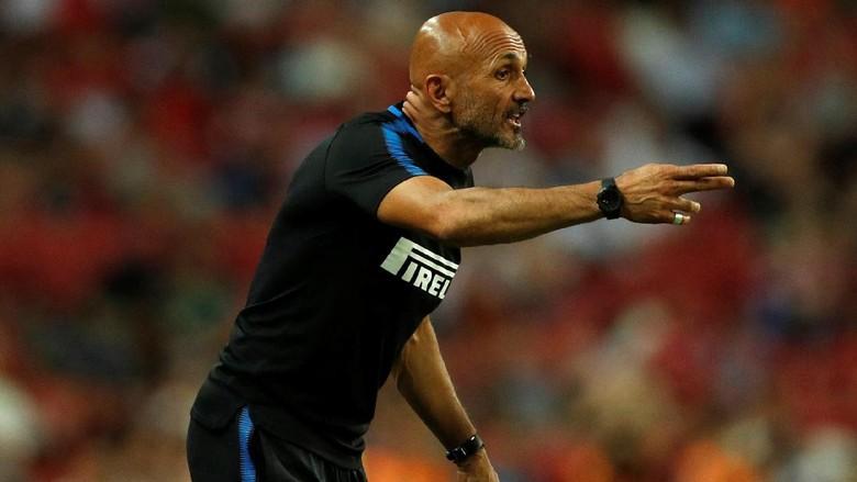Spalletti: Inter Milan Sudah Sempurna
