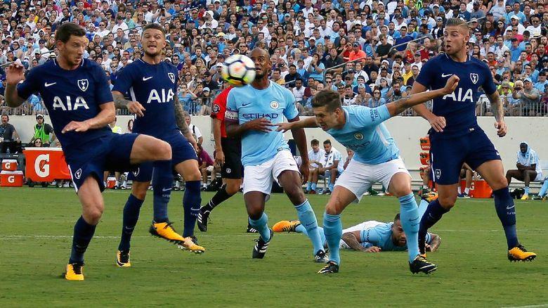 Spurs Dengan Percaya Akan Hentikan Kemenangan City