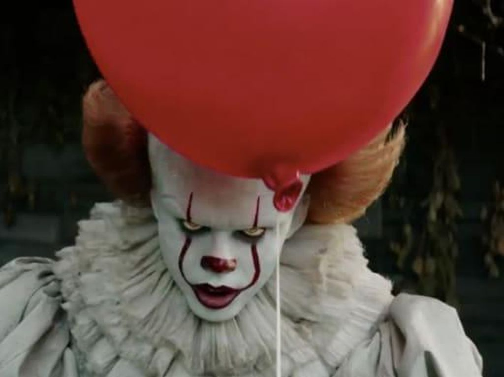 Teror Mematikan Pennywise di Trailer Perdana IT: Chapter Two