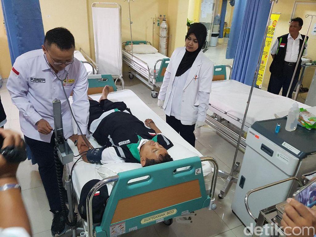 Video: Menag Tinjau Klinik Kesehatan Haji Indonesia di Madinah