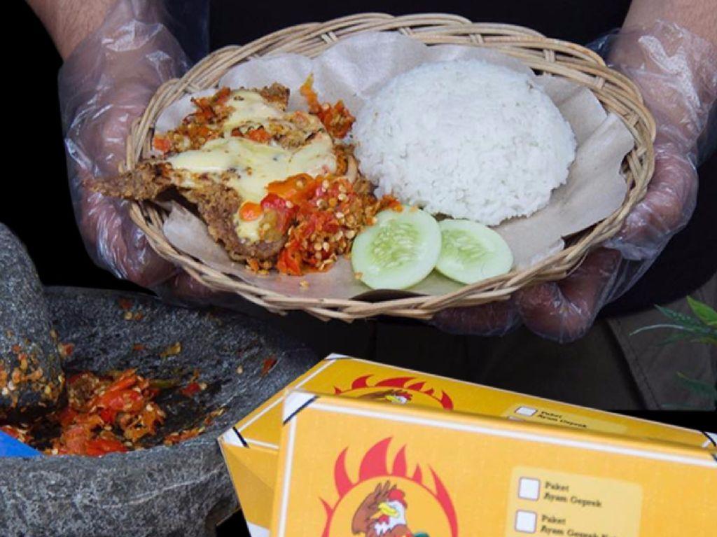 Apa yang Spesial dari Ayam Geprek Bensu?
