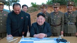 Kim Jong-Un: Seluruh AS Dalam Jangkauan Serangan Korea Utara