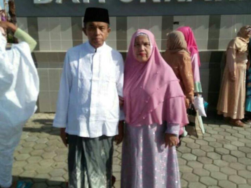 Embarkasi Padang: Ramli Tahu Didiagnosis Gagal Ginjal Sejak Awal