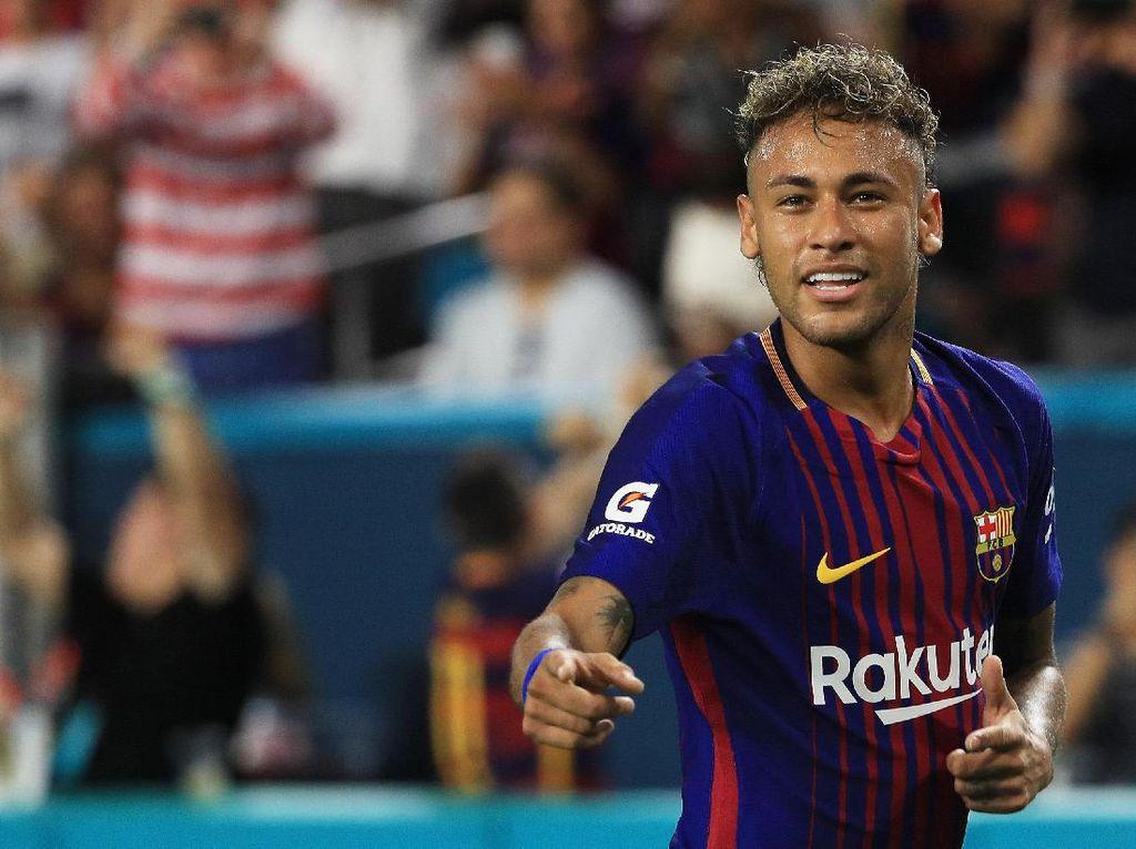 Kekhawatiran Presiden Lyon terkait Isu Neymar-PSG