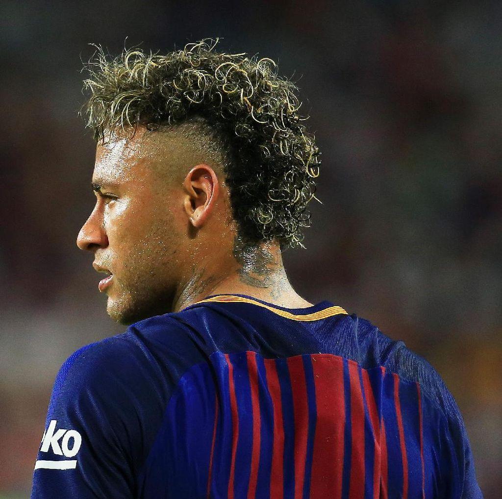 Barca Bantah Ada Kontak dengan Neymar