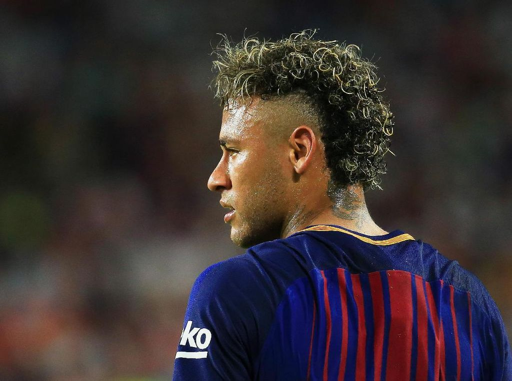 Pele Doakan Neymar Sukses di PSG