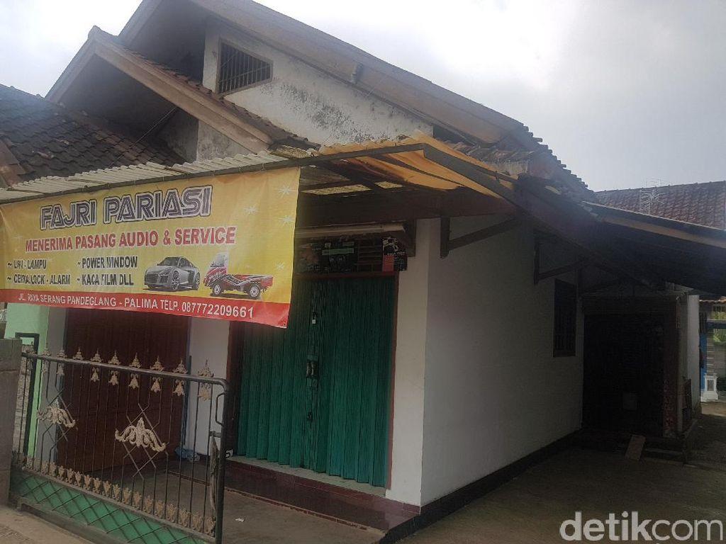 Ini Kontrakan di Serang yang Pasang CCTV di Kamar Mandi Mahasiswi