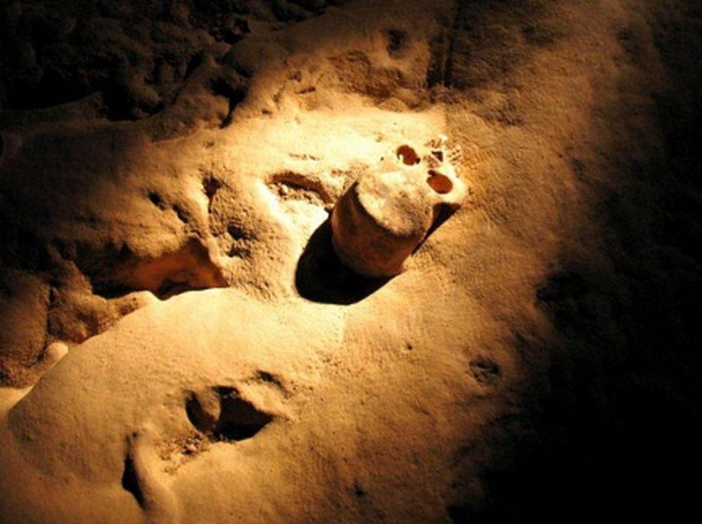 Pintu ke Neraka ala Suku Maya