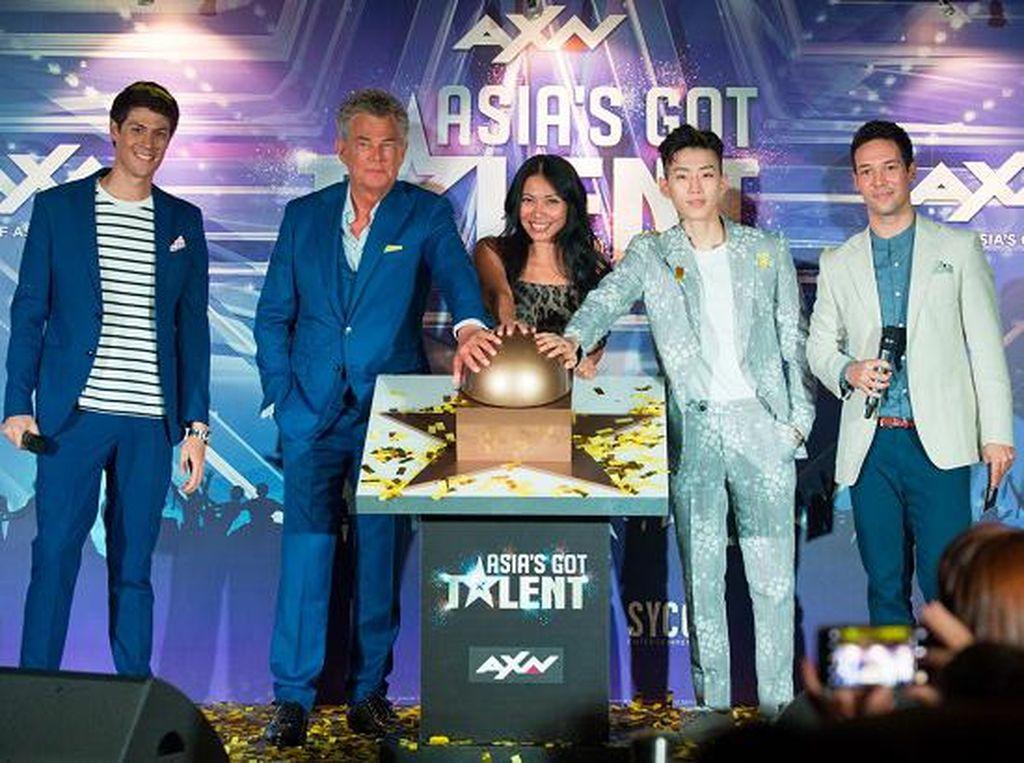 Jay Park Jadi Juri Asias Got Talent bareng Anggun dan David Foster