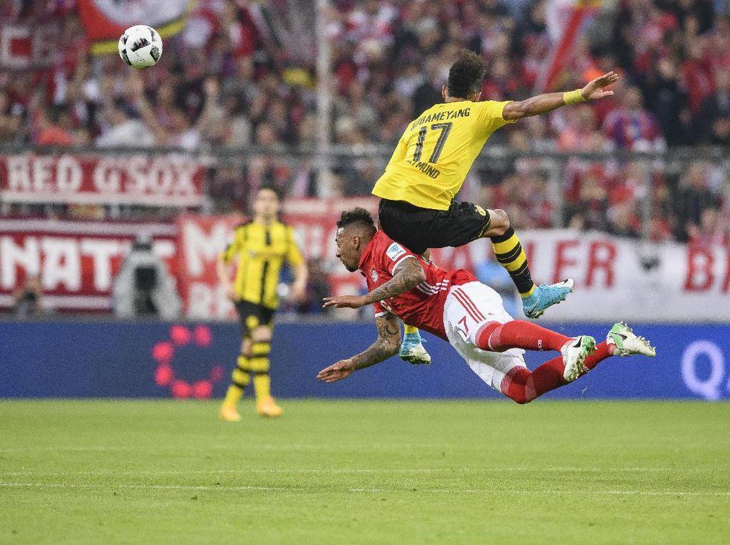Dortmund Ingin Pangkas Jarak dengan Bayern