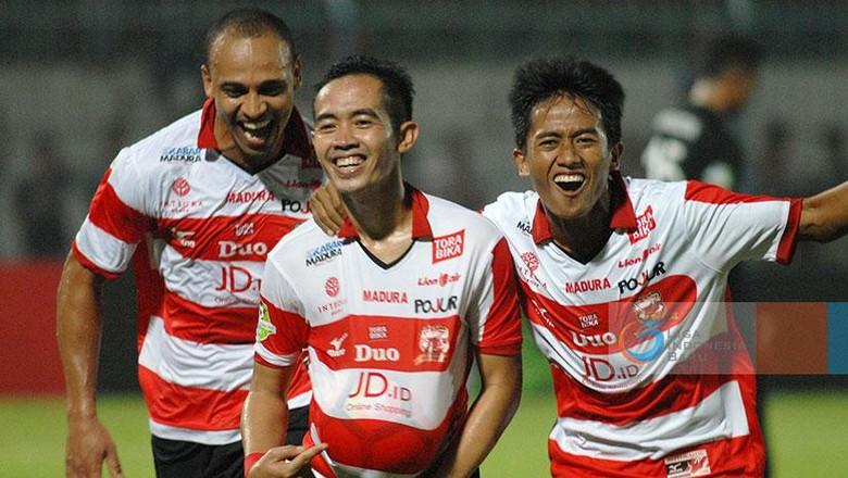 Wasit Iran Dipukuli di Laga Vs Borneo FC, Begini Komentar Madura United