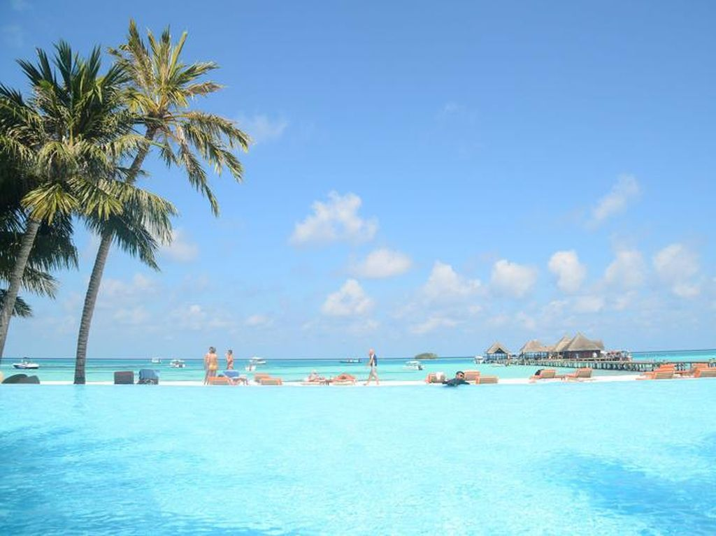 Maldives yang Sempurna Buat Bulan Madu